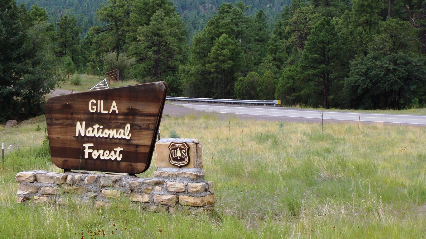 Stop massive pollution at the Gilla National Forest in New Mexico!
