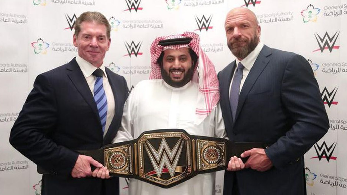 Ask WWE To Stop Hosting Events In Saudi Arabia!