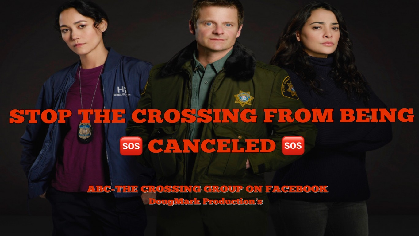 SAVE ABC-THE CROSSING.