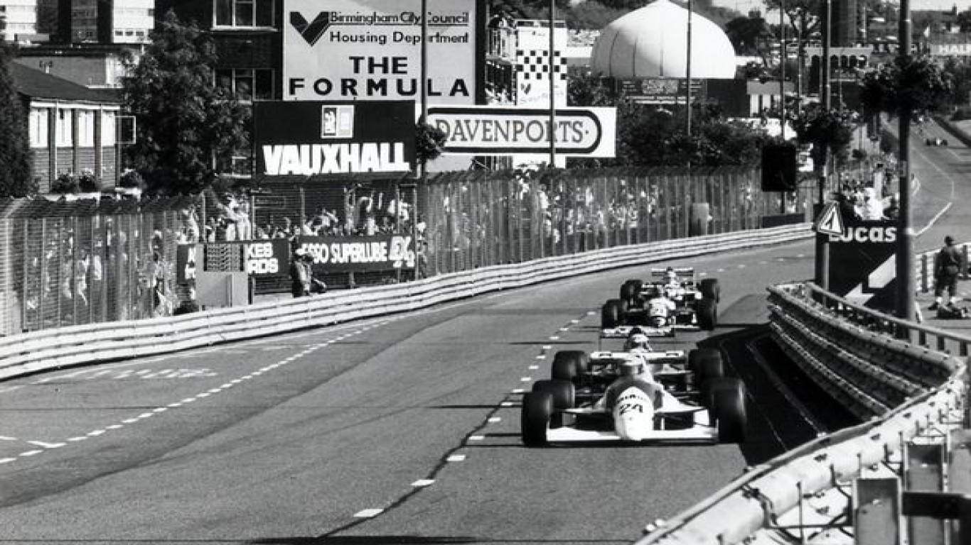 Bring Back The Birmingham Super Prix