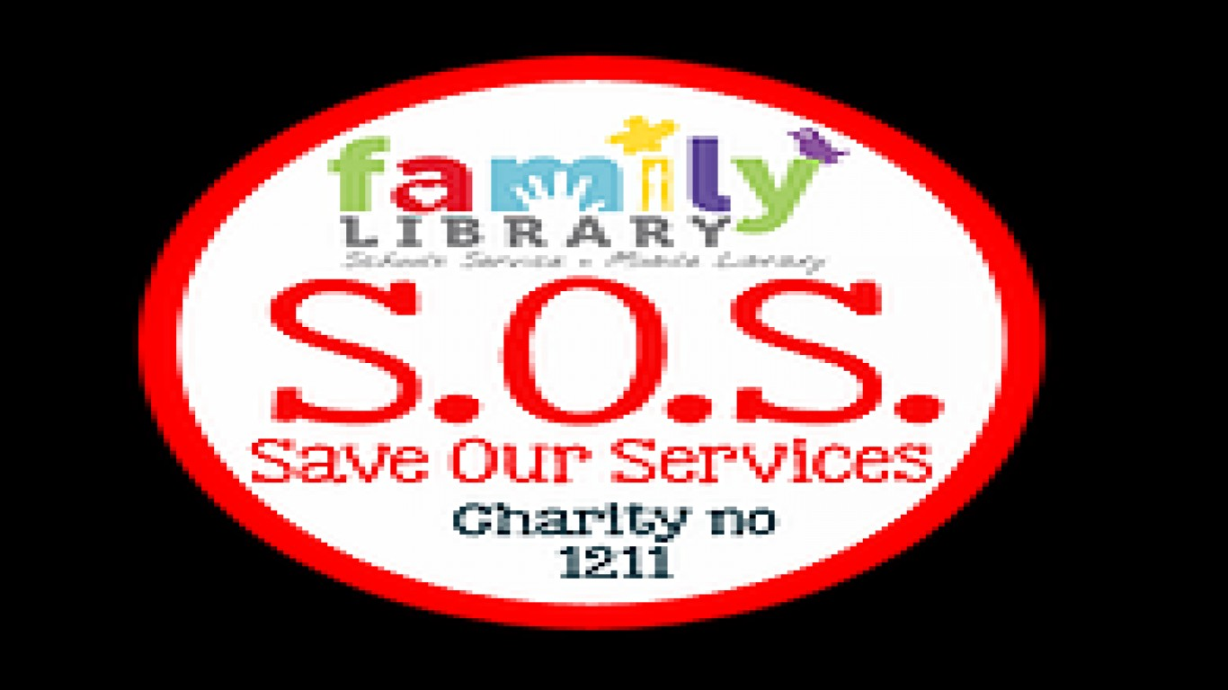 SAVE THE FAMILY LIBRARY