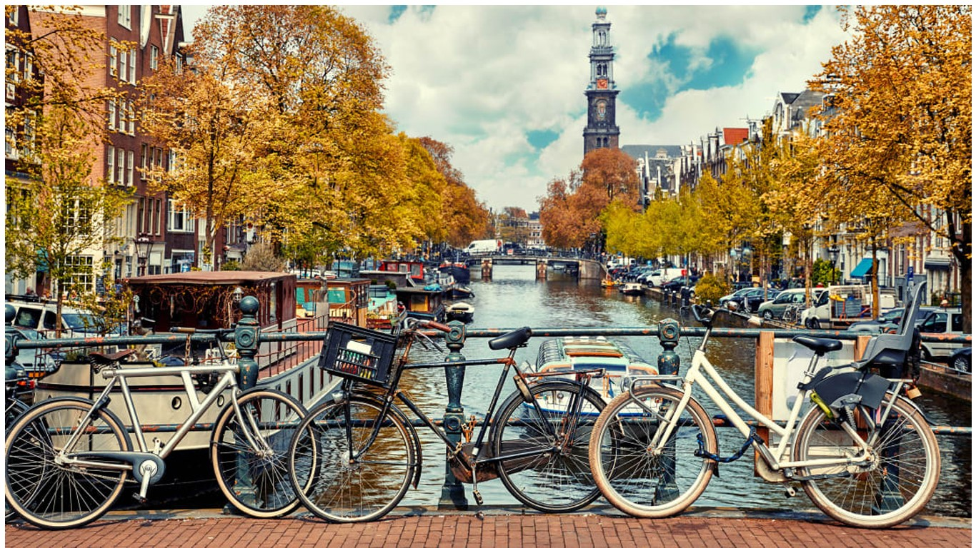 Ask the city of Amsterdam to stop raising tourist taxes to deter them from coming!