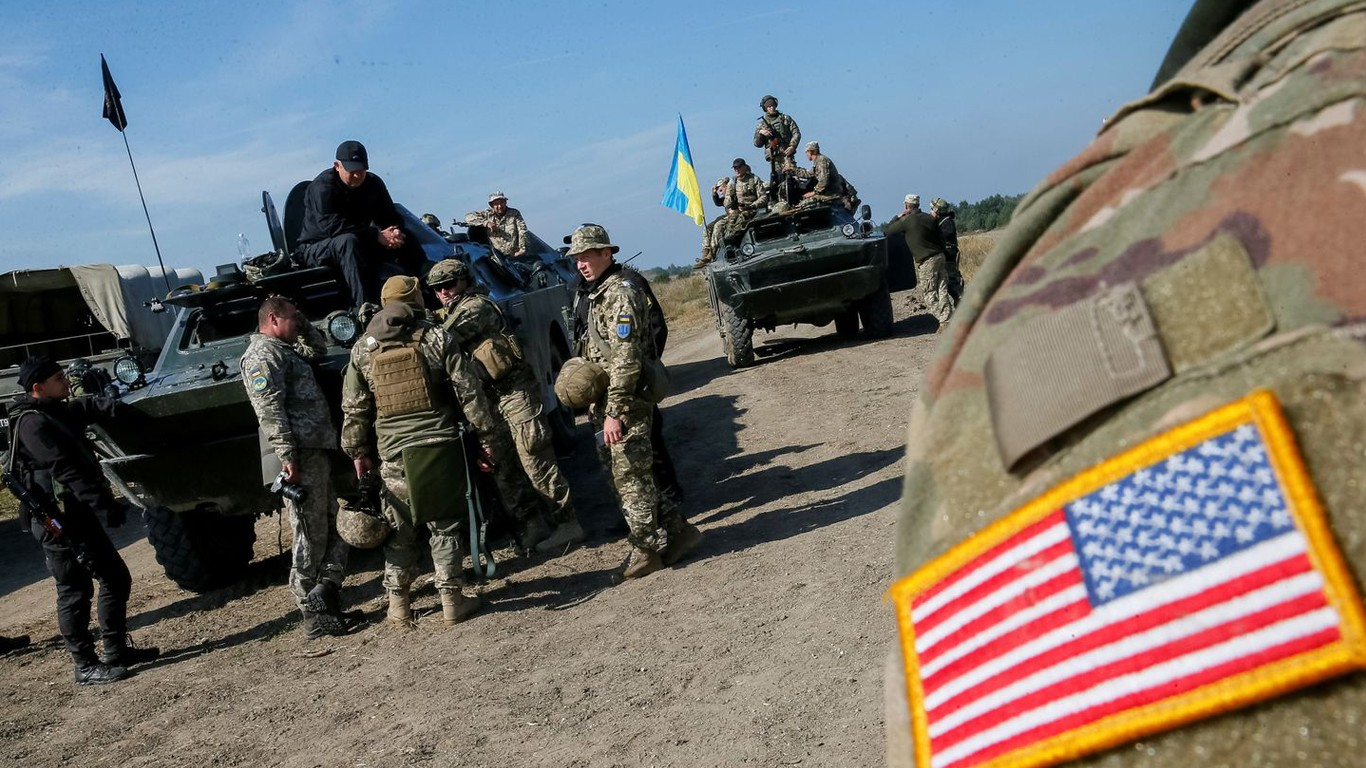 Urge US Administration to deliver military aid to Ukraine!